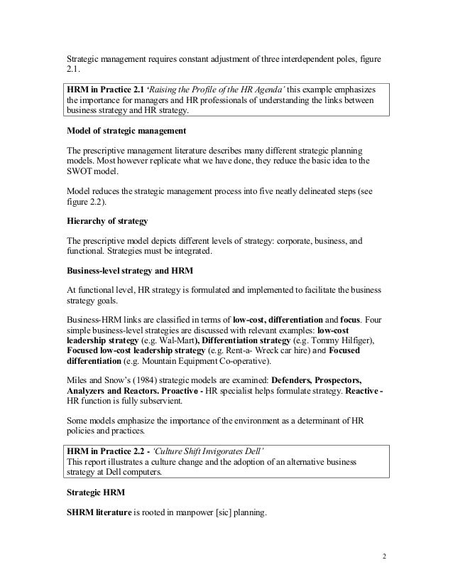 Proactive Human Resource Resume