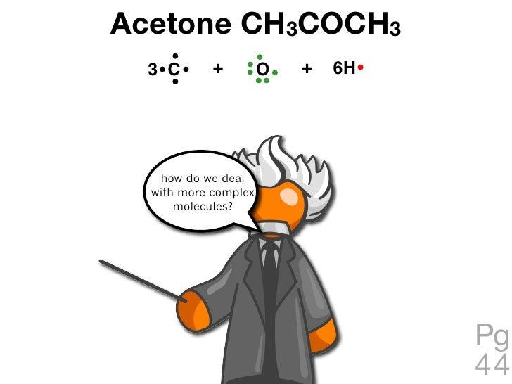 Ch3coch3 Lewis Structure