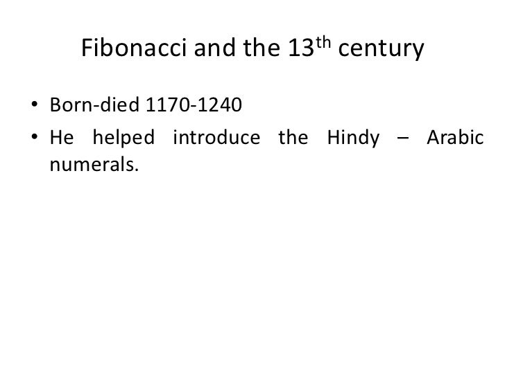 the early contributions of leonardo pisano in the field of mathematics 4 leonardo pisano blgollo nevertheless, it can be conclude that both men have created huge contributions in the field of mathematics in their own ways.