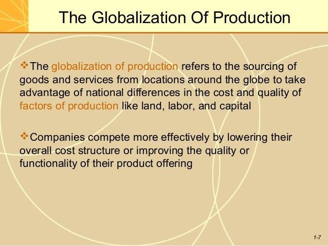 Globalization- Good or Bad?