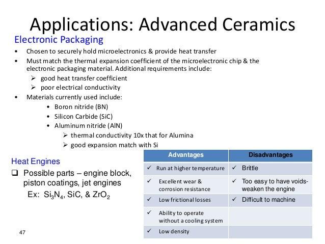 Ceramic Armour • Typical ceramic materials used in armour systems include: Alumina (Al2O3), Boron carbide (B4C), Silicon c...