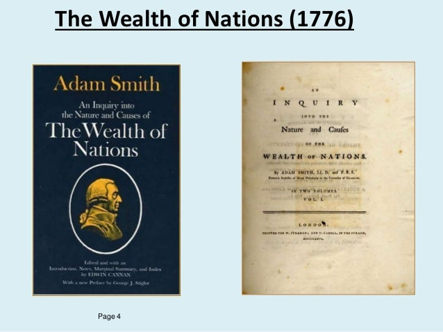 an analysis of the philosophical ideologies of adam smith This, roughly, was the classical theory developed by adam smith, david ricardo, thomas robert malthus, john stuart mill, and karl marx but there were difficulties in this approach chief among them was that prices in the market did not necessarily reflect the value so defined, for people were often willing to pay more than an object was.