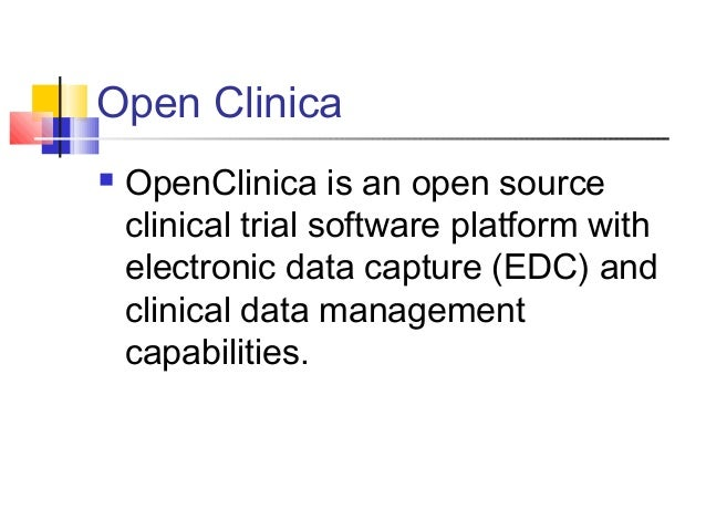 Electronic Data Capture Clinical : Electronic data capture for clinical trials pictures to