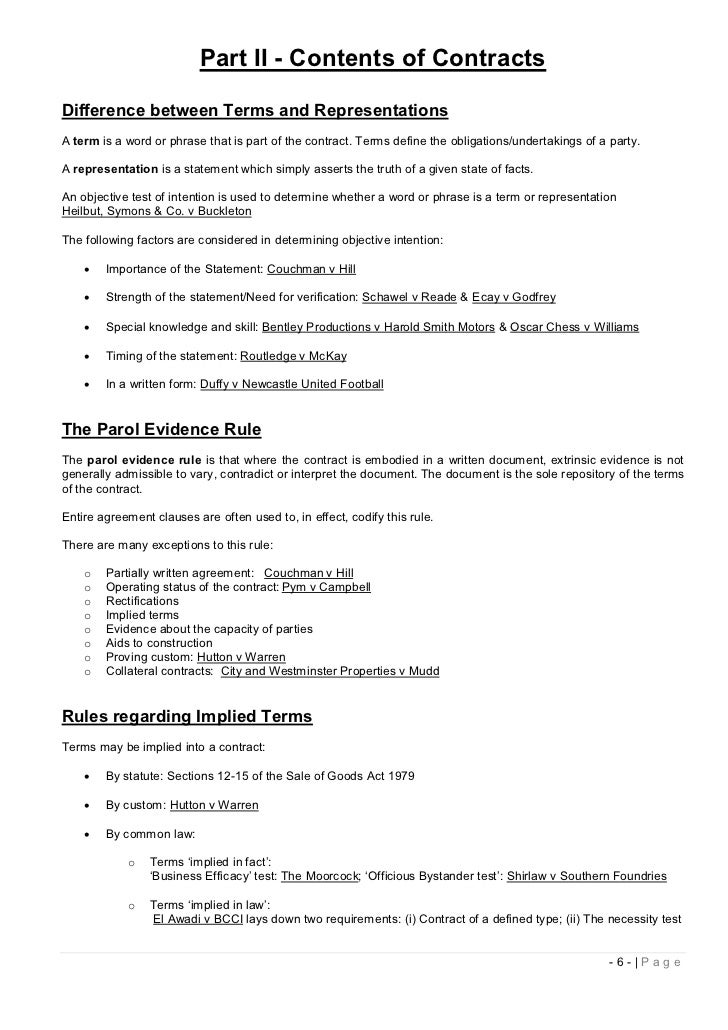 Lecture 3 study notes contract law 5 page 8 thecheapjerseys Image collections