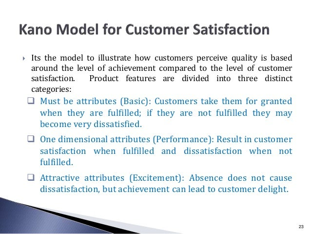 customer satisfaction in quality management