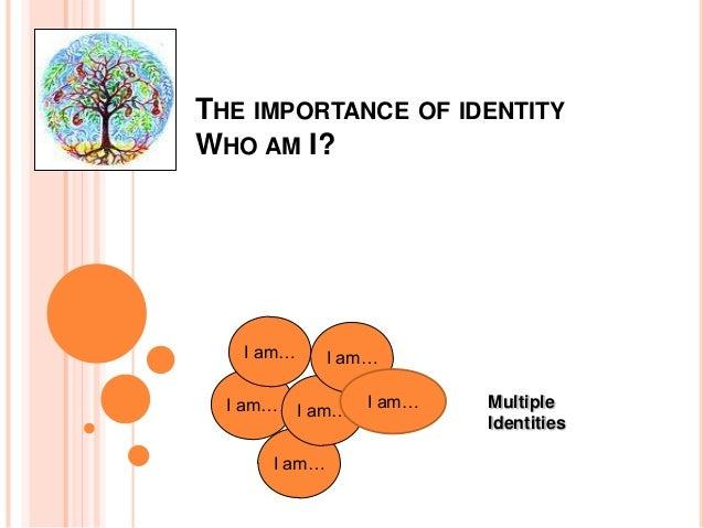 importance of identity
