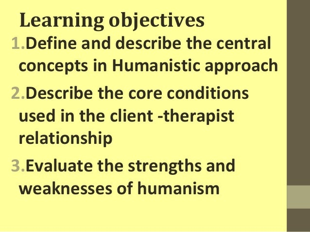 strengths and weaknesses of person centred counselling  compare and contrast two counselling theories covered on this module discuss the strengths and limitations of the two models in this essay i am going to explore two multicultural theories which are person centered therapy and gestalt therapy.