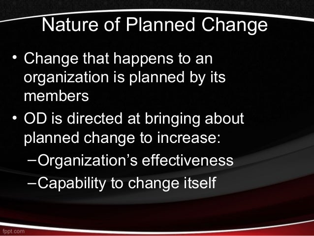 Lecture3 planned change.