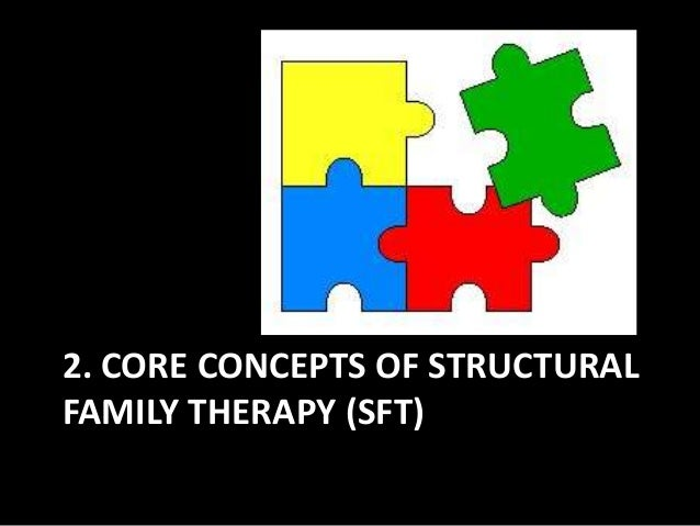 structural family therapy Introduction this practicum involved the application of structural family therapy to families experiencing difficulties functioning my learning objectives consisted of.