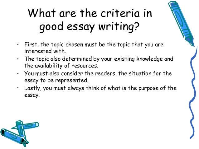 write an essay write an essay