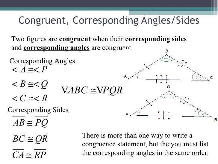 Lesson Proof: The diagonals of parallelogram bisect each other