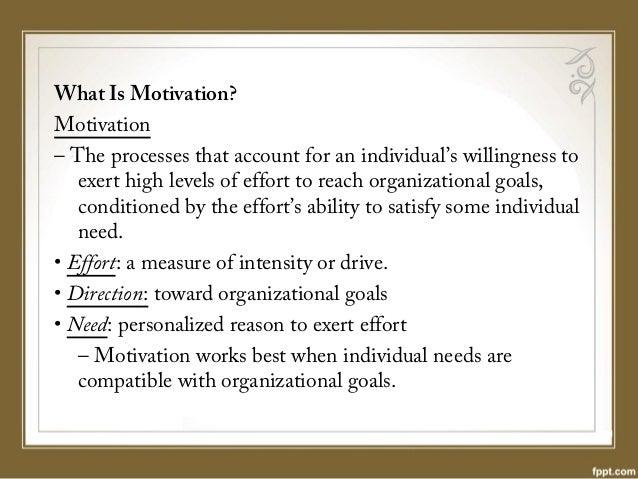 Employee Motivation (Business Psychology) Slide 3