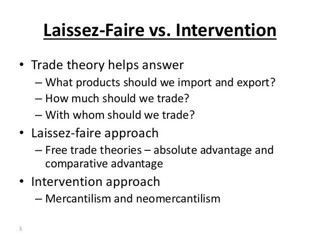 laissez faire theory - photo #38