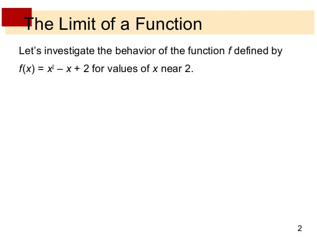 limit of a function For example, if the limit of the function is the number pi, then the response will contain no rounded value of this number, and it contains the given constant this allows you to find the standard, table limits of functions online.