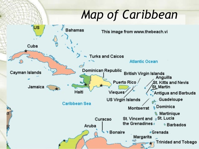 Lecture 4 Tourism In The Caribbean