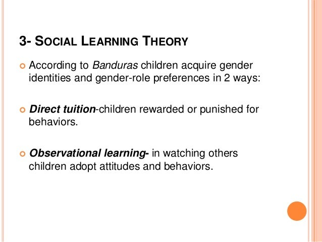 the impact and influence of gender differences on social and psychological behaviors of people and s Gender differences in interaction style and influence  researchers investigating gender differences in social influ-  social behaviors or disagreements when.