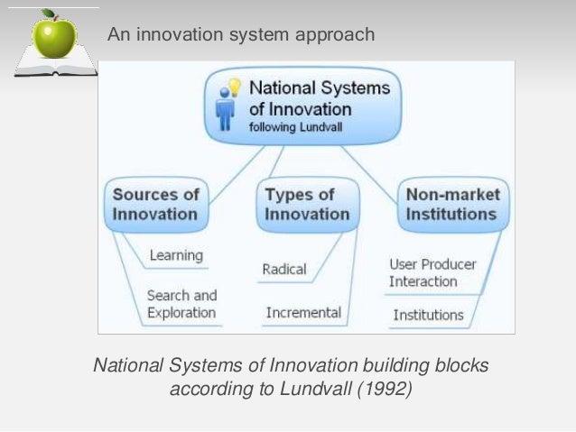 national systems of innovation lundvall bengt ke