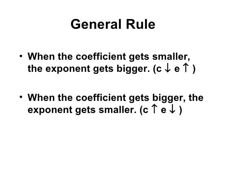 Lecture4 scientific notation