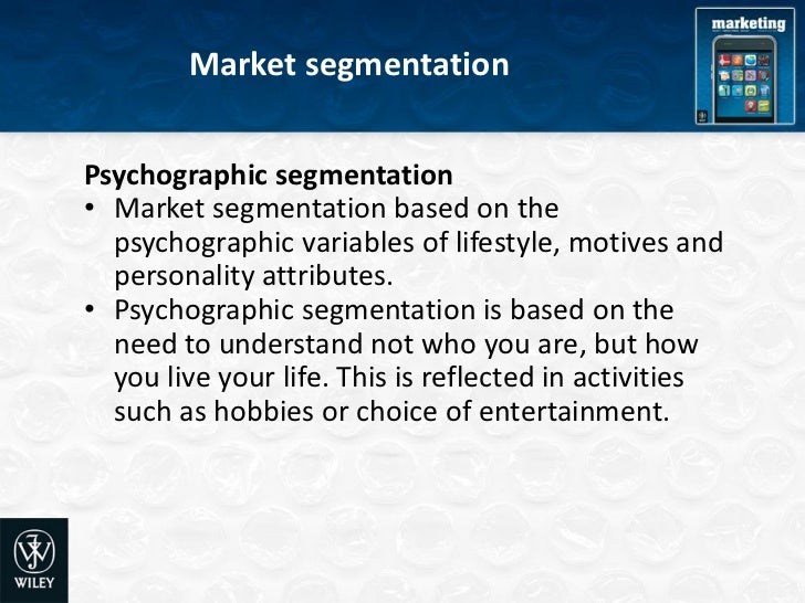 market segmentation australia Segmenting markets can help define customer funnels  with some of  australia's leading organisations, helping them to design strategy,.