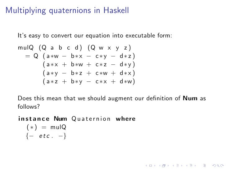 Real World Haskell Lecture 5