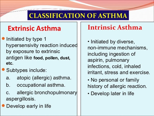 asthma and classification mechanism Although the exact mechanism by which beta-blockers confer their benefit  non-selective beta-blockers are contraindicated in patients with asthma or chronic.