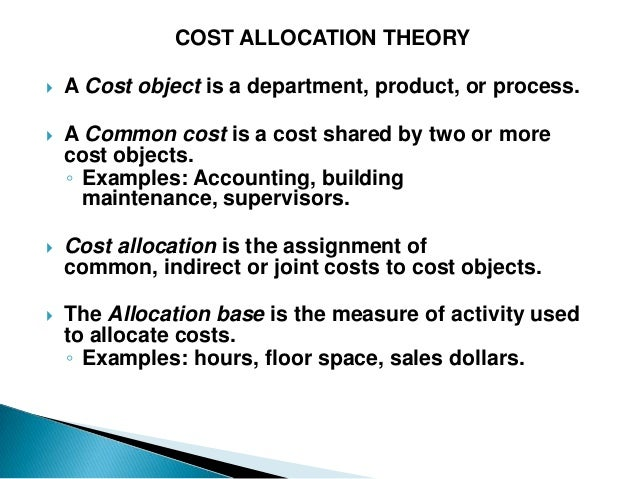 joint cost definition