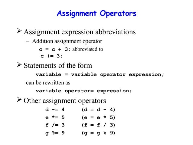 how to solve increment and decrement operators in c