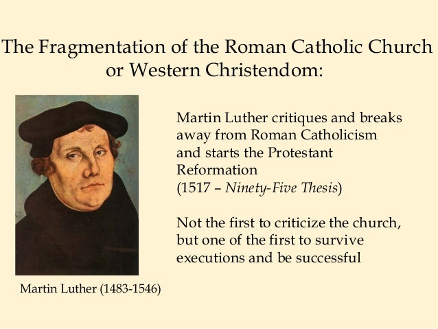 luther 99 thesis Luther posted 95 theses from 1501-1600 church history timeline learn about historical christian events within church history.