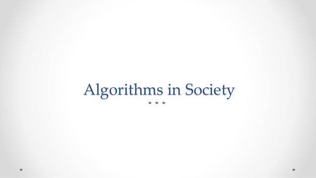 Frontiers of Computational Journalism week 5 - Algorithmic Accountability and Discrimination Slide 3