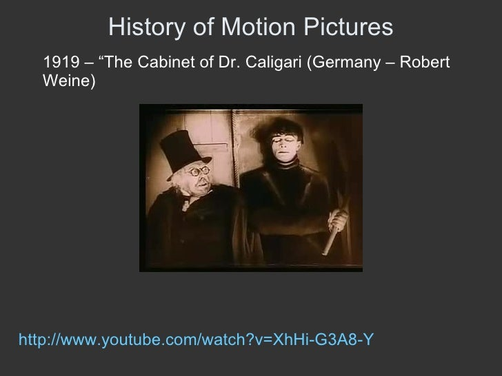 cabinet of dr caligari plot segmentation
