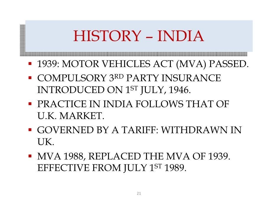 Motor Vehicle Act 1939 Pdf