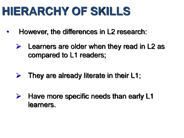 Lecture 5 reading skills