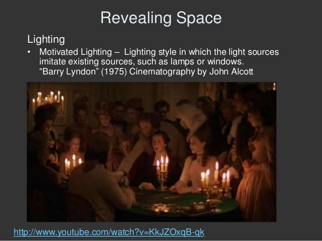 ... 5. Revealing Space Lighting u2022 Motivated ... & 3000 Presentation 6: Lecture 5 Space - Light