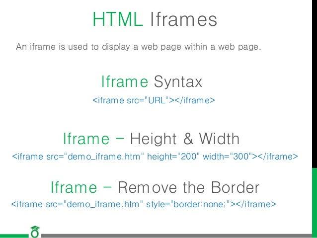 Lecture5 web design and development