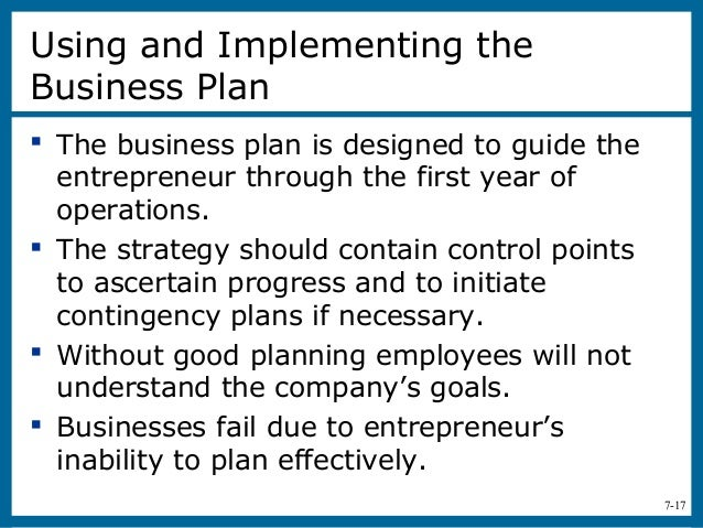 125 business plan