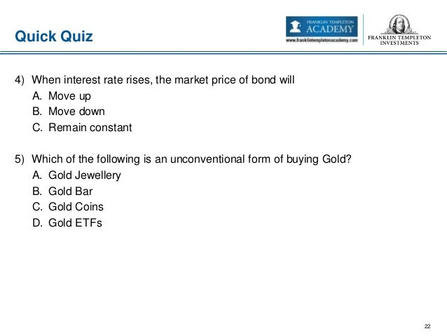 Introduction To Various Asset Classes Equity Debt Gold