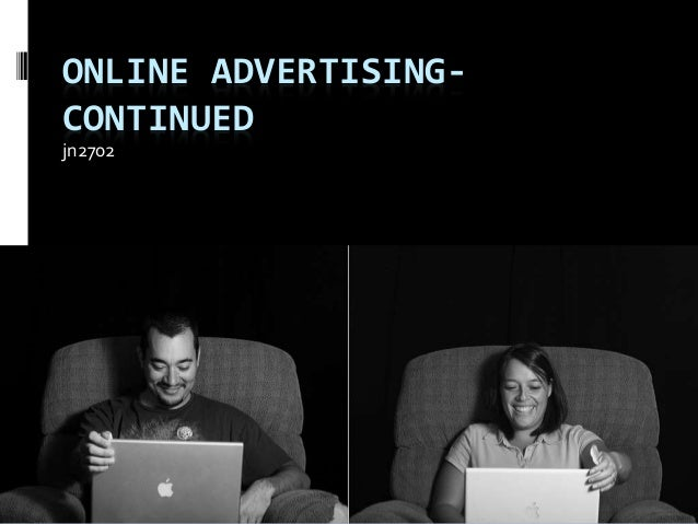ONLINE ADVERTISINGCONTINUED jn2702
