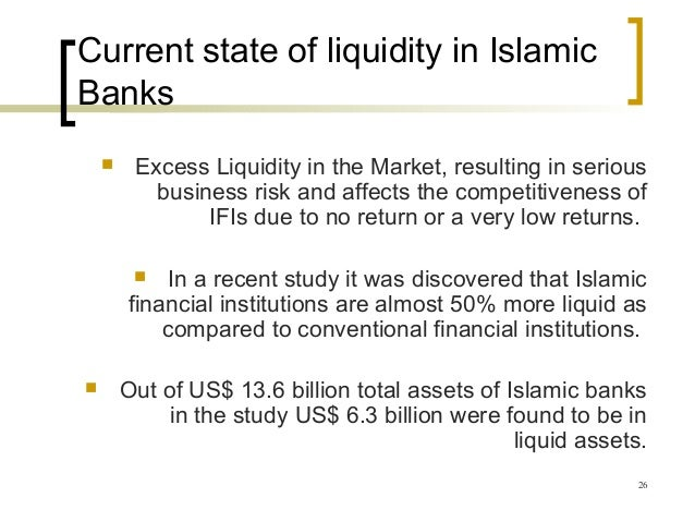 development of liquidity management instruments Has been significant growth in islamic financial services during re- cent years  develop and use different instruments to facilitate liquidity management for ifis.