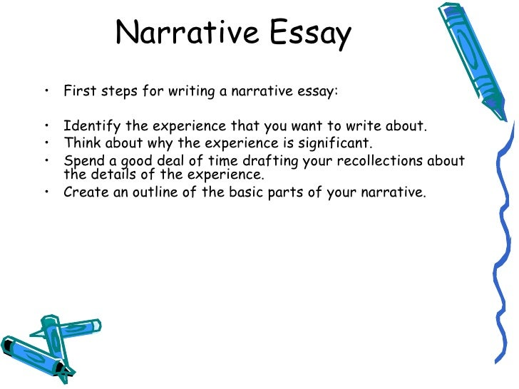 Lecture 6 Narrative Essay