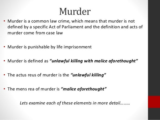 what is manslaughter - photo #26