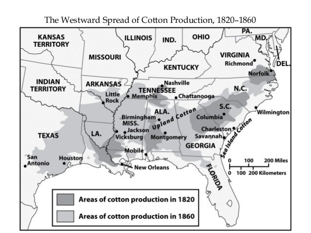 the extension of slavery 1820 1860 Between 1819 and 1860, the critical issue that divided the north and south was the extension of slavery into the western territories the compromise of 1820 had settled this issue for nearly 30 years by drawing a dividing line across the louisiana purchase, which prohibited slavery north of latitude.
