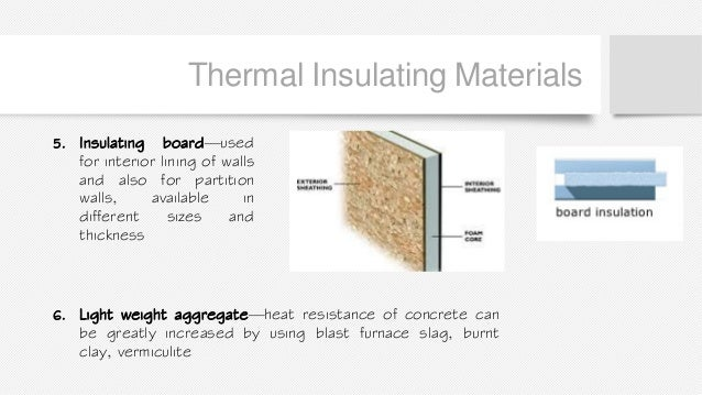 Superb Thermal Insulating ...