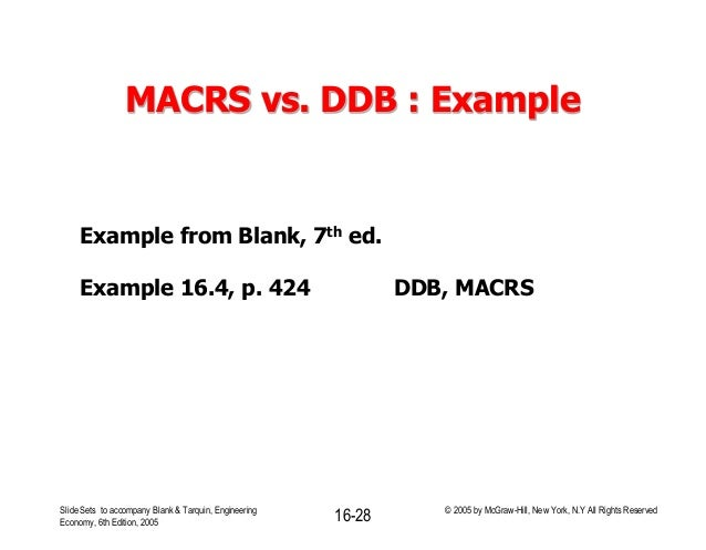 Lecture # 7 depreciation i