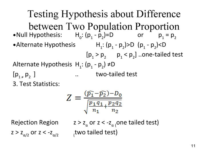 two sample hypothesis Two-sample tests of hypothesis: dependent samples 31 we will use the symbol to indicate the population mean of the distribution of differences we assume the distribution of the population of differences follows the normal distribution the test.