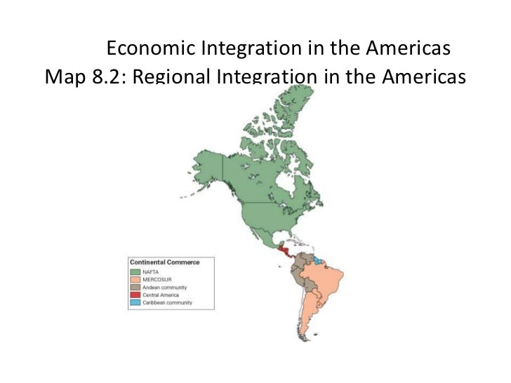 an introduction to regional economic integration Regional integration is the process of overcoming regional economic integration directorate general for international cooperation and development.