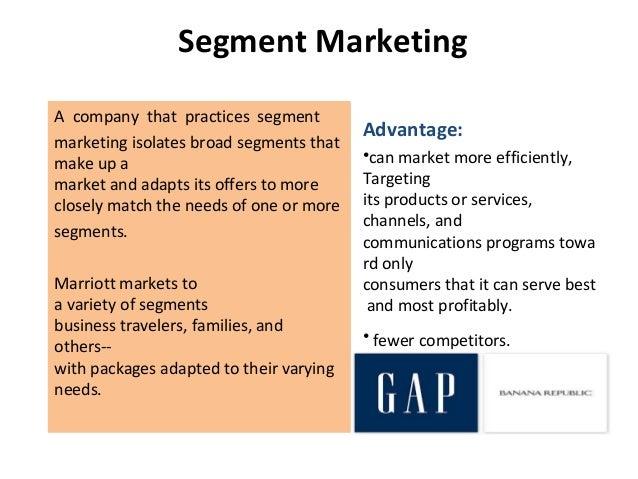 market segmentation definition