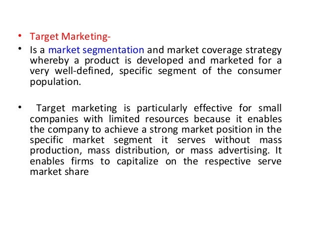 successful market coverage strategy