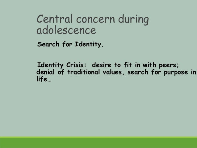 overcoming identity confusion in adulthood essay Early experience, structural dissociation, and emotional dysregulation in  borderline personality disorder: the role of insecure and disorganized attachment.