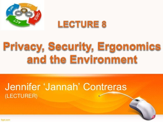 Jennifer 'Jannah' Contreras (LECTURER)