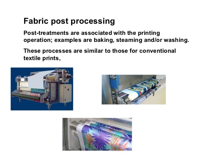 Lecture 8 digital printing of textiles